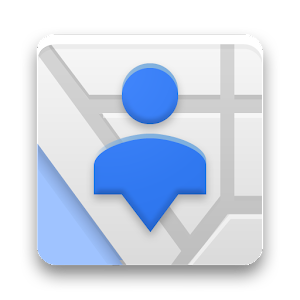 Google Coordinate Icon