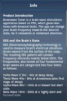 Screenshot of Brainwave Tuner Lite