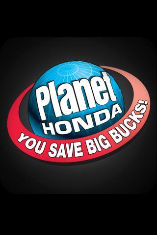 Planet Honda DealerApp