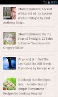 Screenshot of Free eBooks
