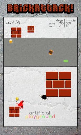 Brick attack Free