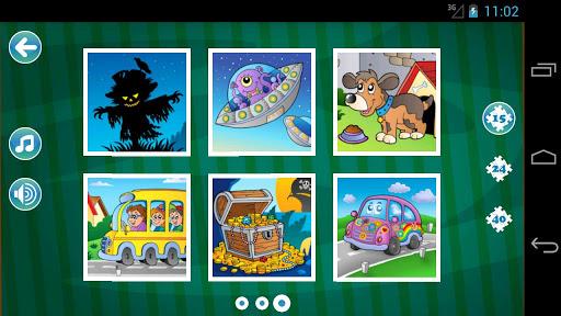 Jigsaw Puzzles for Kids - screenshot