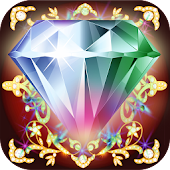 Game Jewels Blitz Gold Hexagon APK for Windows Phone