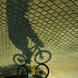 Shadow by Muhamad Anshorullah - Sports & Fitness Cycling