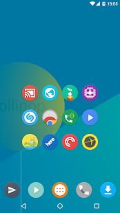 Kiwi UI Icon Pack- screenshot thumbnail