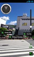 Screenshot of Tokyo Travel - Pangea Guides
