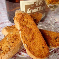 Honey Biscotti