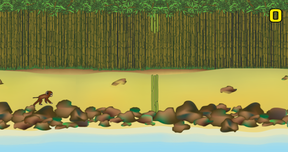 Bamboo Monkey - screenshot