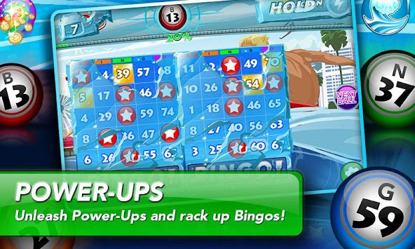 Bingo Rush 2 APK screenshot thumbnail 2