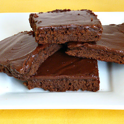 Chocolate Syrup Brownies #Chocolate Party
