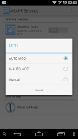 Screenshot of Auto Set Appointment [ASAPP]