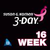 Susan G. Komen 3-Day 16-Week