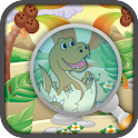 Dino Eggs Hiddens Objects Game icon