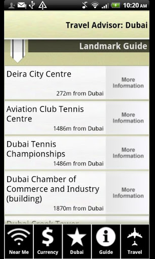 【免費旅遊App】Travel Advisor: Dubai-APP點子