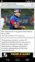 Screenshot of Periódico El Tiempo