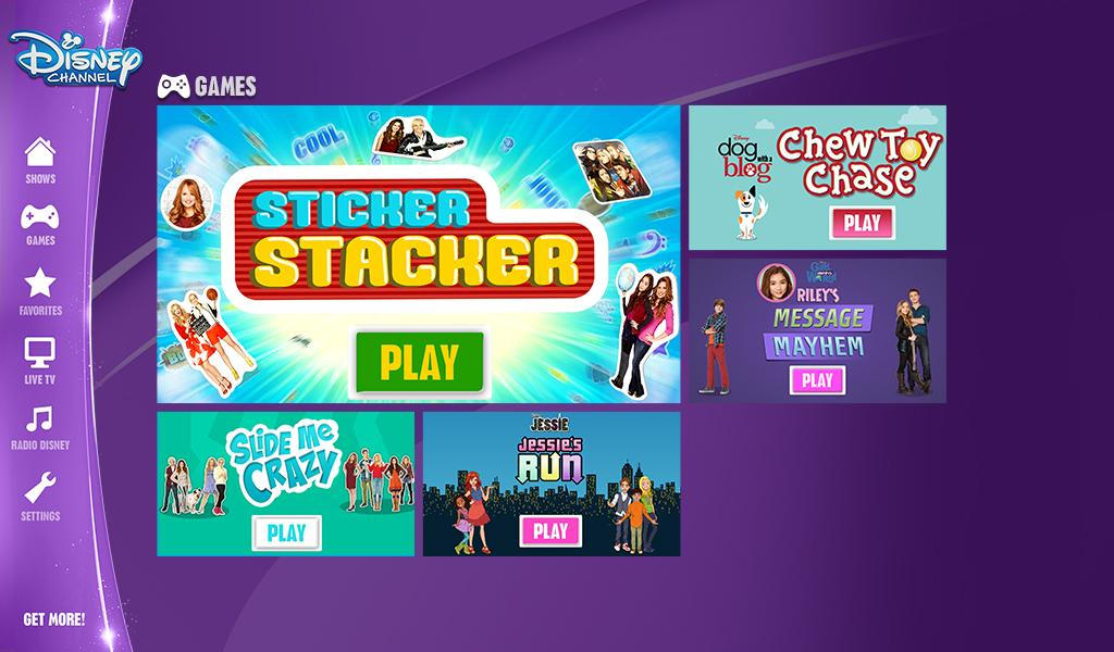 Disney Channel  - Watch & Play Screenshot 12