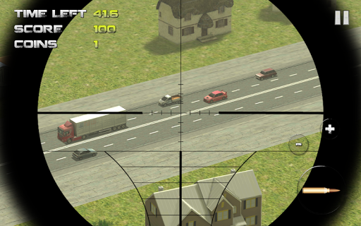 Sniper: Traffic Hunter - screenshot