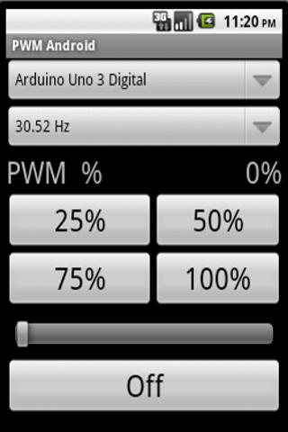 PWM Interface
