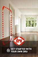 Screenshot of DRU 3D Visualiser