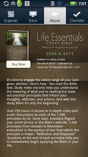 【免費書籍App】Life Essentials QR Reader-APP點子