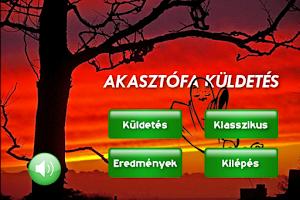 Screenshot of Akasztófa küldetés - MAGYAR