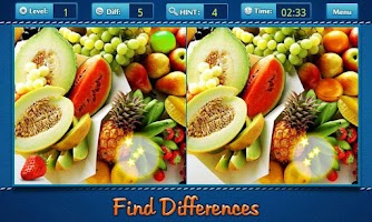 Screenshot of Find Differences