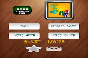 Screenshot of Poker - Texas Holdem