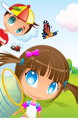 Bug Game for Kids