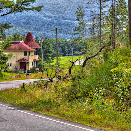 The road home by Rosemary Jardine - Buildings & Architecture Homes