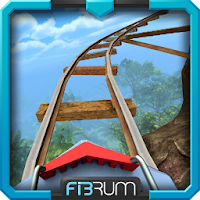 Roller Coaster VR attraction For PC (Windows And Mac)
