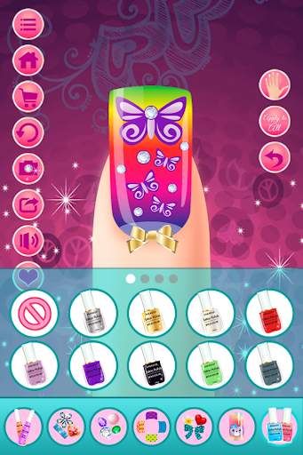 Nail Salon Makeover - screenshot