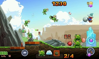 Screenshot of Goblins Rush