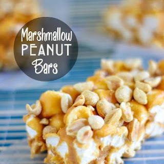 Peanut Marshmallow Bars Recipes