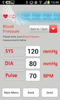 Screenshot of EPI mHealth Lite