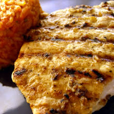 Coriander and Cumin Rubbed Pork Chops