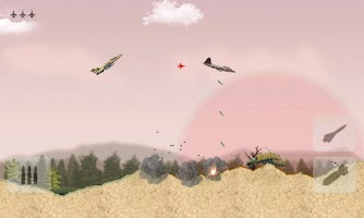 Screenshot of Fighter Bomber