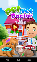 Screenshot of Pet Vet Doctor