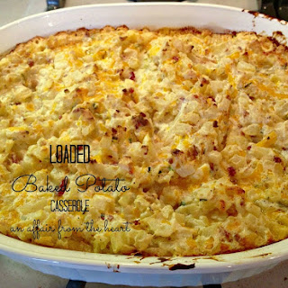 Baked Potato Casserole With Hash Browns Recipes