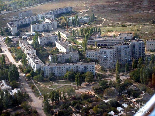 Микрорайон в Очакове