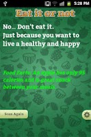 Screenshot of Best Diet Control App -Healthy