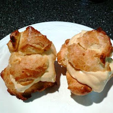 Diabetic Mini Cream Puffs
