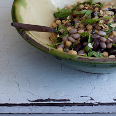 Honey Balsamic Bean Salad