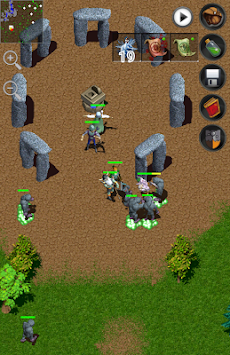 Forgotten Tales RPG APK screenshot thumbnail 3