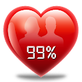 Love calculator APK for Bluestacks