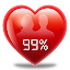 Love calculator APK for Blackberry