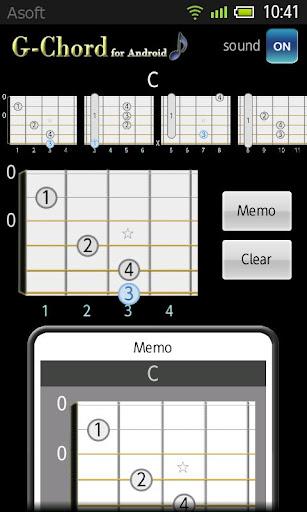 Gchord Guitar Chord Finder Version 154 Free Download Apps