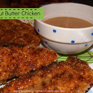 Peanut Butter Chicken Breaded Recipes
