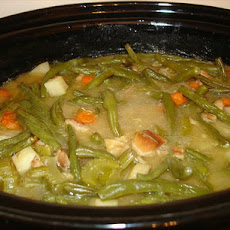 Crock Pot Chicken Stew