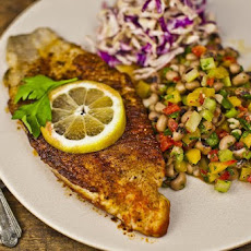 Cajun Blackened Catfish Recipe