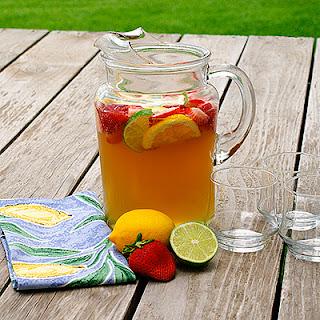 Strawberry Drink Nonalcoholic Recipes